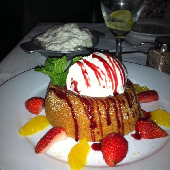 Mastro's Butter Cake - Mastro's Steakhouse - Scottsdale, Scottsdale, AZ