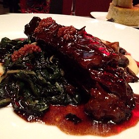 Beef Short Rib - Gordon Ramsay Steak - Paris Las Vegas, Las Vegas, NV