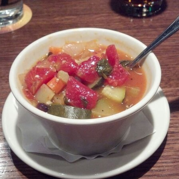Minestrone - Rock Bottom Brewery Restaurant - Denver, Denver, CO