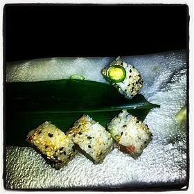 Spicy Tuna Rolls - Makoto, Bal Harbour, FL
