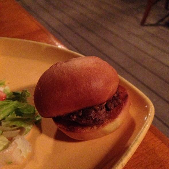 Beef Sliders - Paradise Grill - Maui, Lahaina, HI