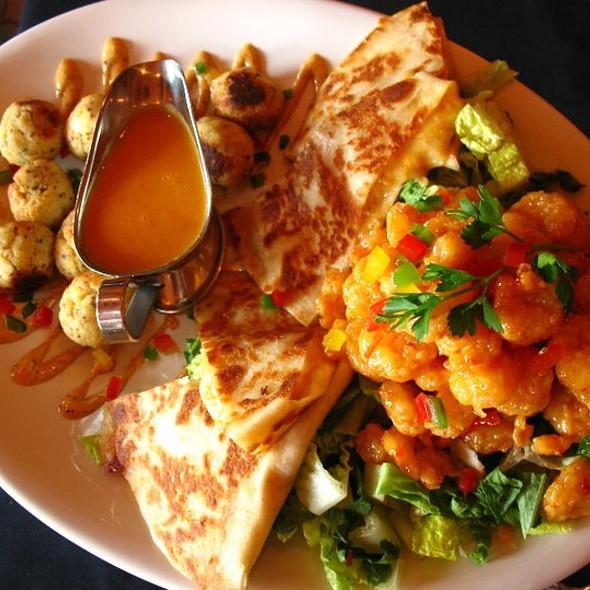 Appetizer Sampler - Grille 29, Huntsville, AL