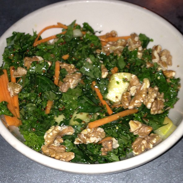 Kale Salad - Tiny's & the Bar Upstairs, New York, NY