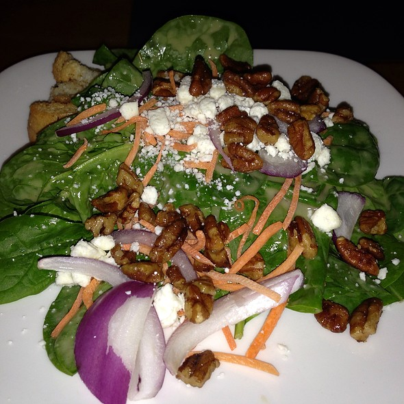 Spinach Salad - The Final Cut Steakhouse- St. Louis, Maryland Heights, MO