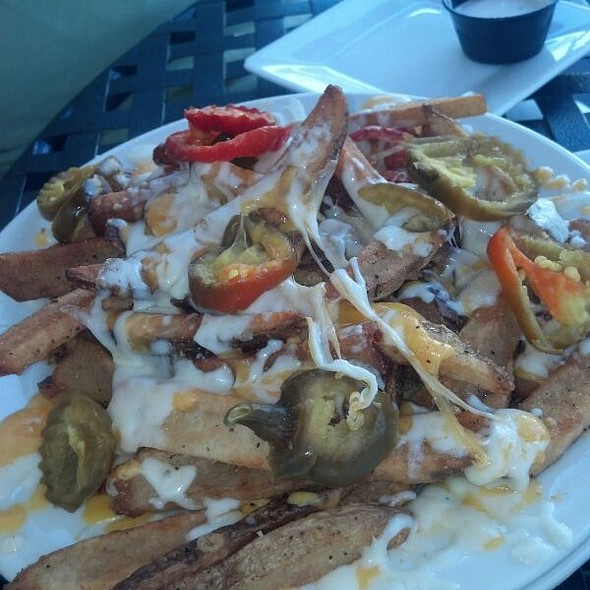 Cheese Fries - Libby's Cafe & Bar, Sarasota, FL