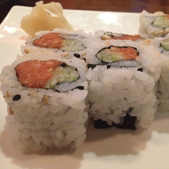 Spicy Tuna Roll - Hanaro Restaurant and Lounge, Bethesda, MD