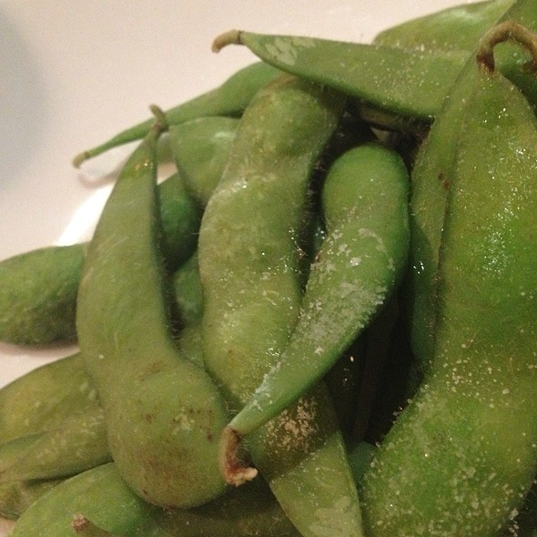 edamame - Hanaro Restaurant and Lounge, Bethesda, MD