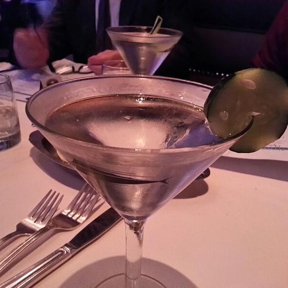 Hendricks Martini - Oceanaire Seafood Room - Indianapolis, Indianapolis, IN