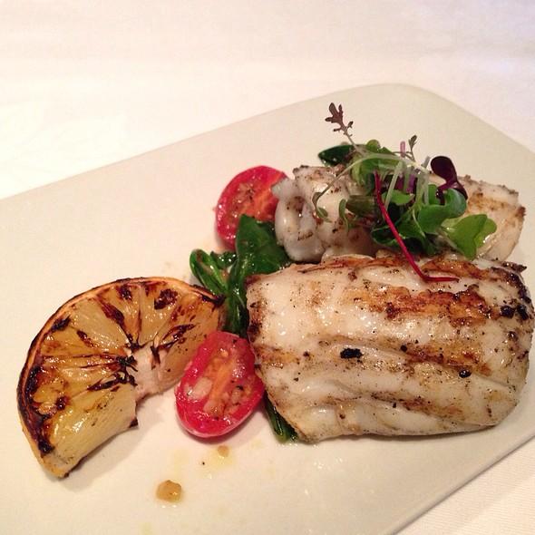 Chargrilled Calamari - Terra Restaurant, Thornhill, ON