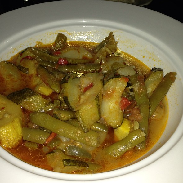 Vegetable Casserole - Turkuaz, New York, NY