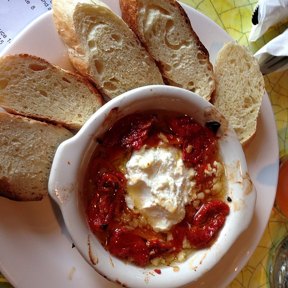 Goat Cheese Dip - Calico Restaurant, Wilson, WY