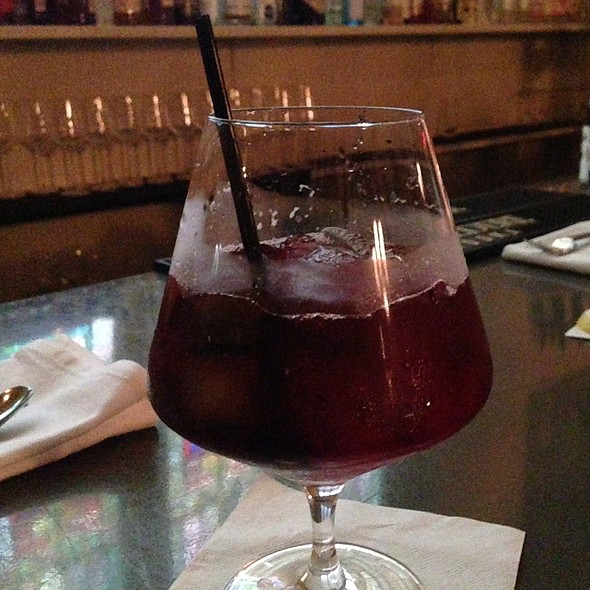 Sangria Infused With Seasonal Fruits - Grace - Portland, Portland, ME