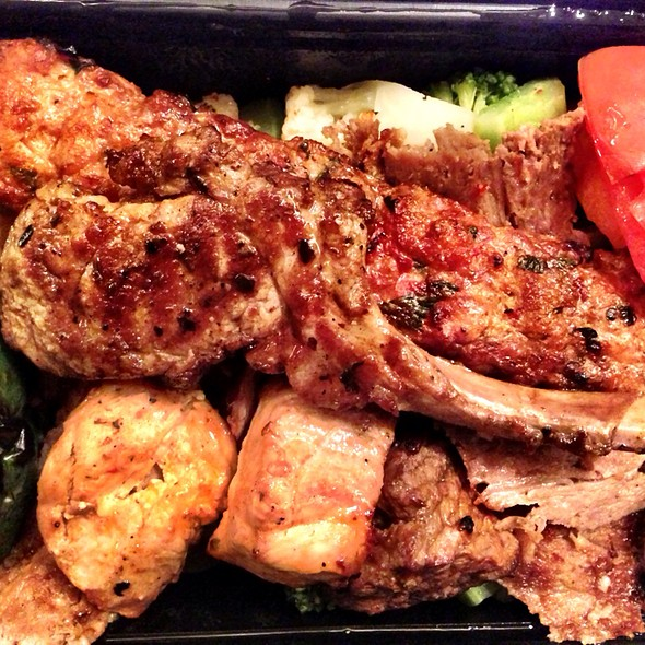 Mixed Grill - Seven's Mediterranean Turkish Grill, New York, NY