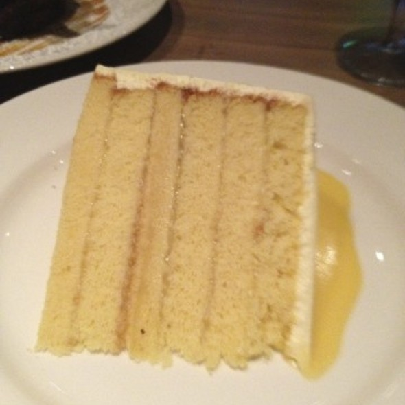 Del Friscos Lemon Cake Recipe