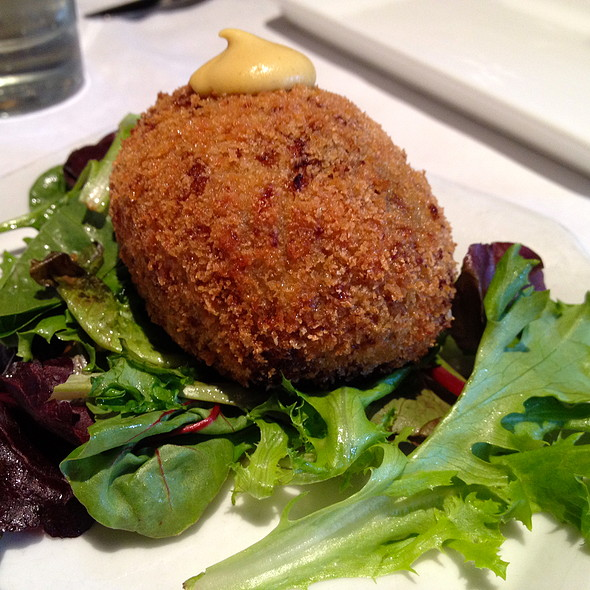 Scotch Egg - The Gage, Chicago, IL