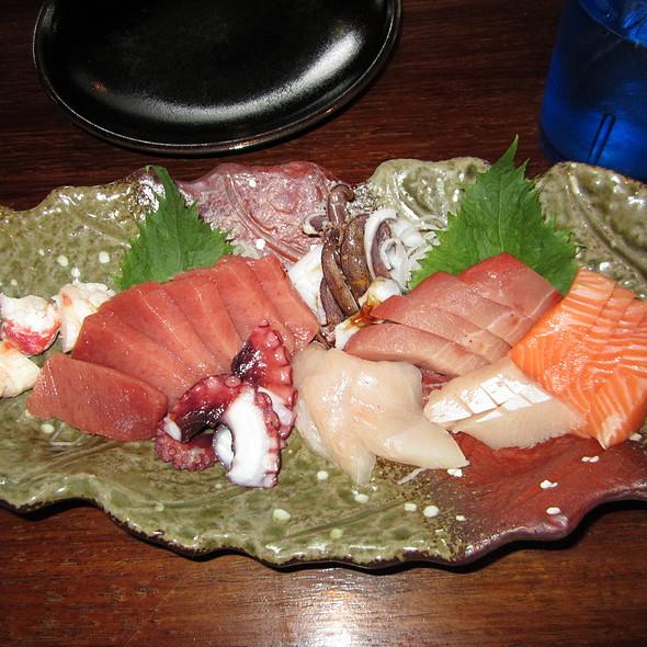 Sashimi - Kona Kai Sushi, Honolulu, HI