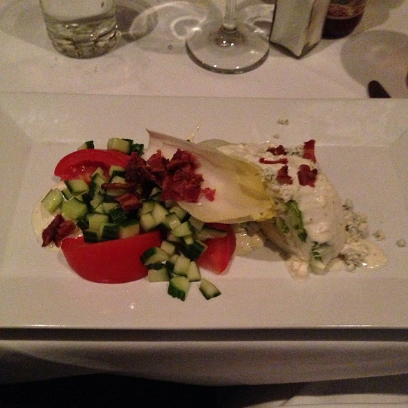 Wedge Salad - Bobby Van's Grill - New York Ave., Washington, DC