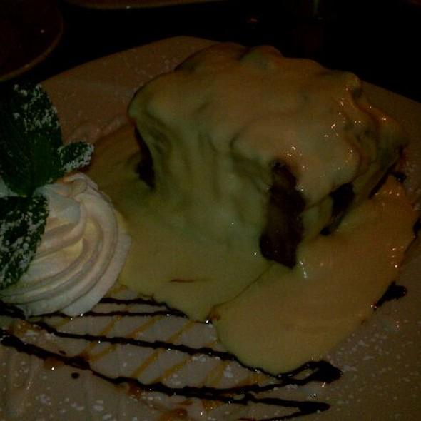 Bread Pudding - Okeechobee Steakhouse, West Palm Beach, FL