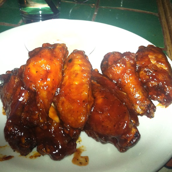 Habanero Wings - Blue Agave Restaurante y Tequileria, Baltimore, MD