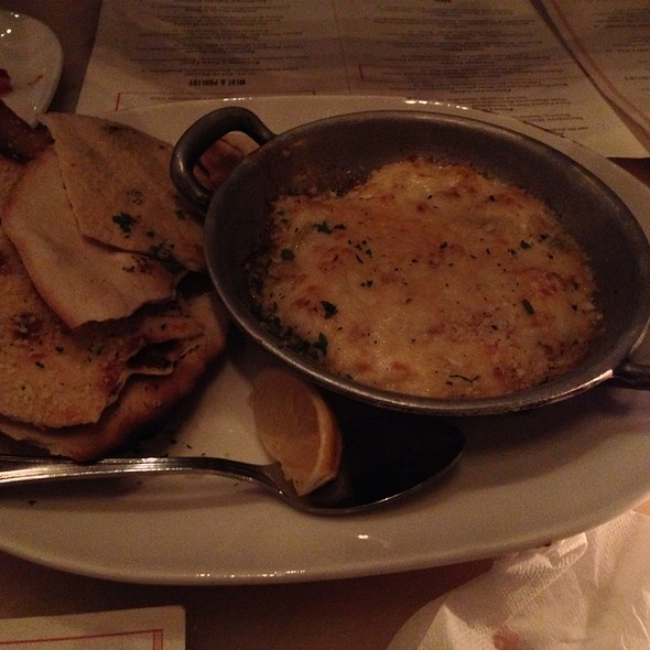 Crab And Artichoke Dip - Palomino - Los Angeles, Los Angeles, CA