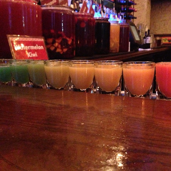 Rainbow Shots - La Tasca - Arlington, Arlington, VA