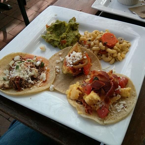 Taco Plate - Centro Mexican Kitchen, Boulder, CO