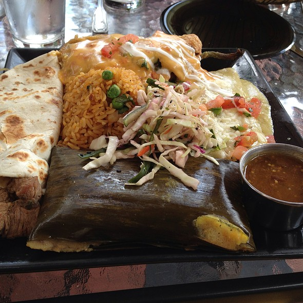 Grande Fiesta - RJ Mexican Cuisine, Dallas, TX