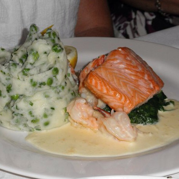Pan-Seared Salmon - Shandon Court, East Islip, NY