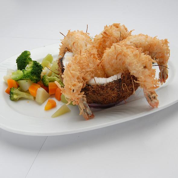 Coconut Shrimp - Casa Mission - Cozumel, Cozumel, ROO