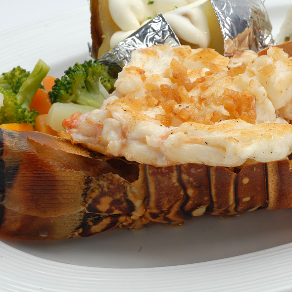 Fresh Lobster - La Mission - Cozumel, Cozumel, ROO