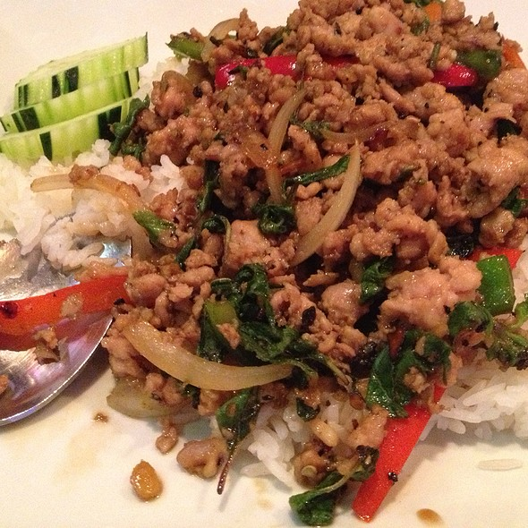 Best Thai Food In Lakewood