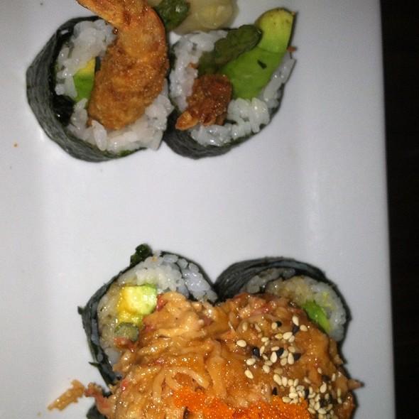 Shrimp Tempura Dynamite Roll - Red Koi Lounge, Coral Gables, FL