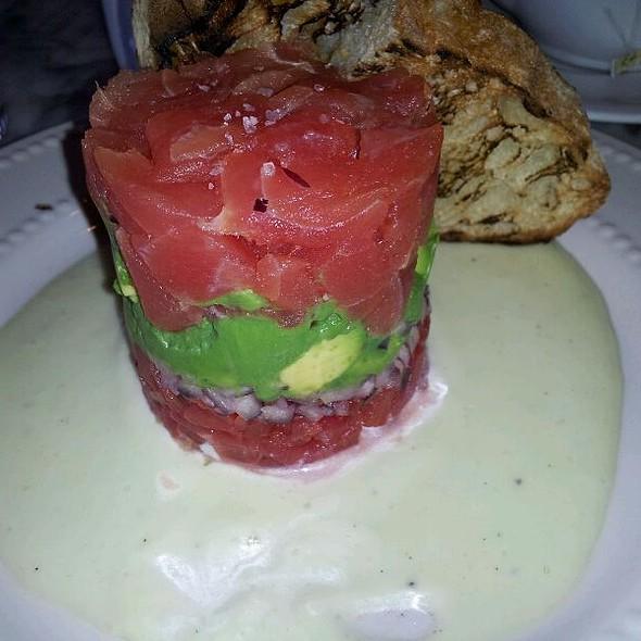 Tuna Tartare - Luna Restaurant, Spokane, WA