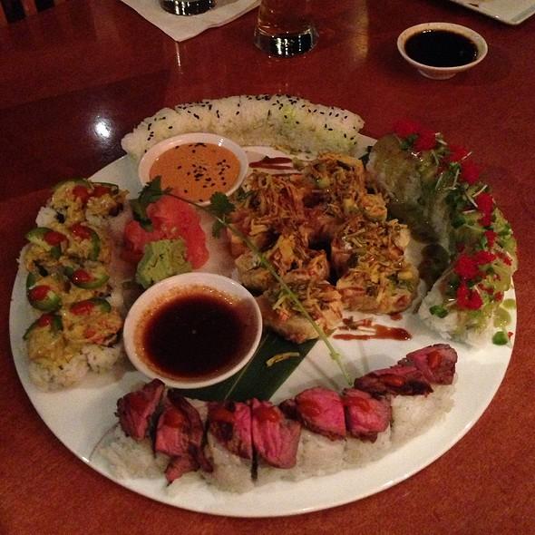 Shushi, Sushi, Sushi - Steel Restaurant & Lounge - Dallas, Dallas, TX