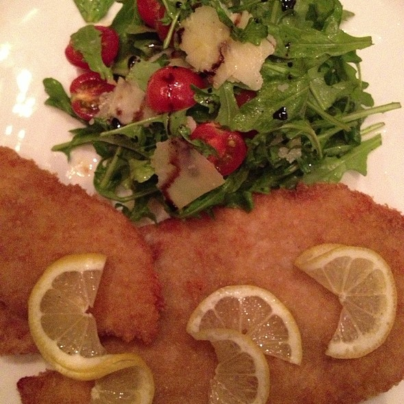 Veal Milanese - Zino, Edwards, CO