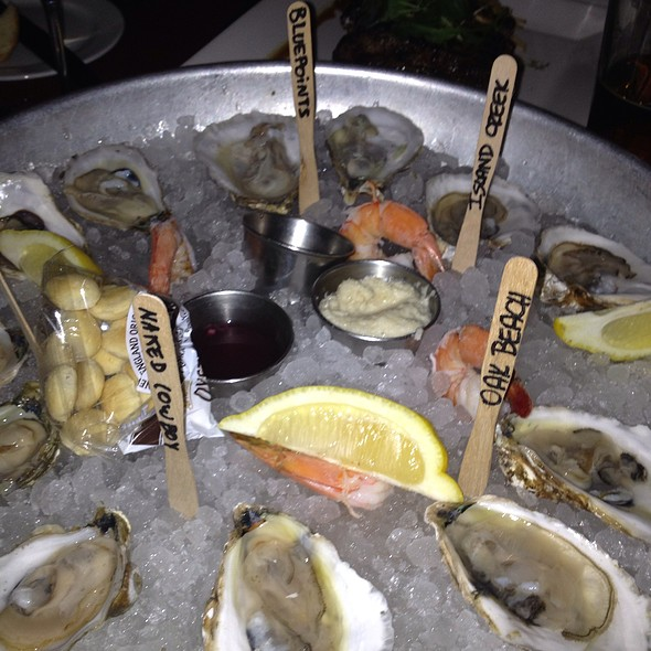 Dozen Oysters - Light Horse Tavern, Jersey City, NJ