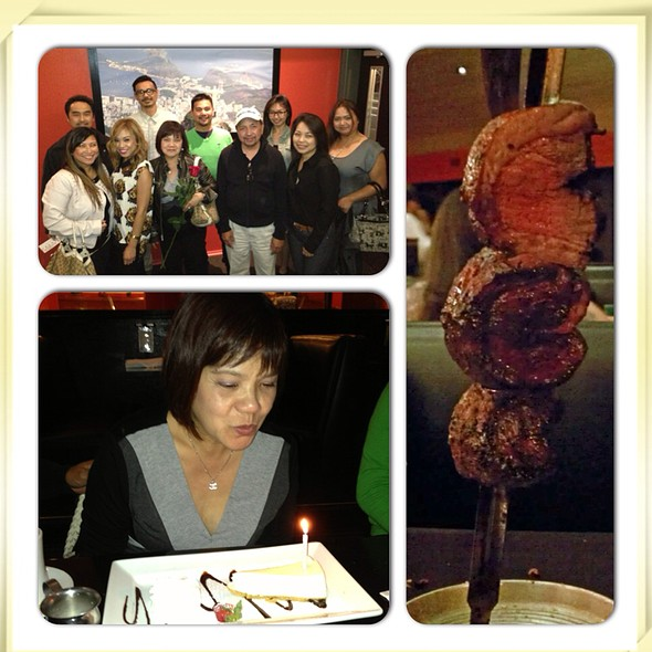 Picanha (Sirlion Steak) - Samba Brazilian Steakhouse - Redondo Beach, Redondo Beach, CA