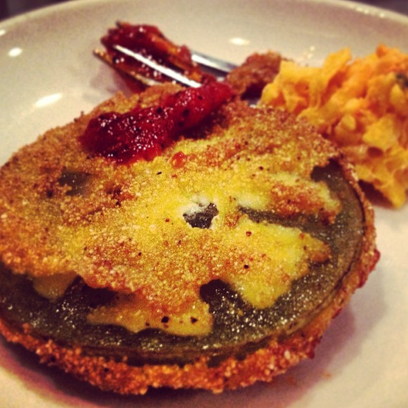 Fried Green Tomato - Merchants, Nashville, TN
