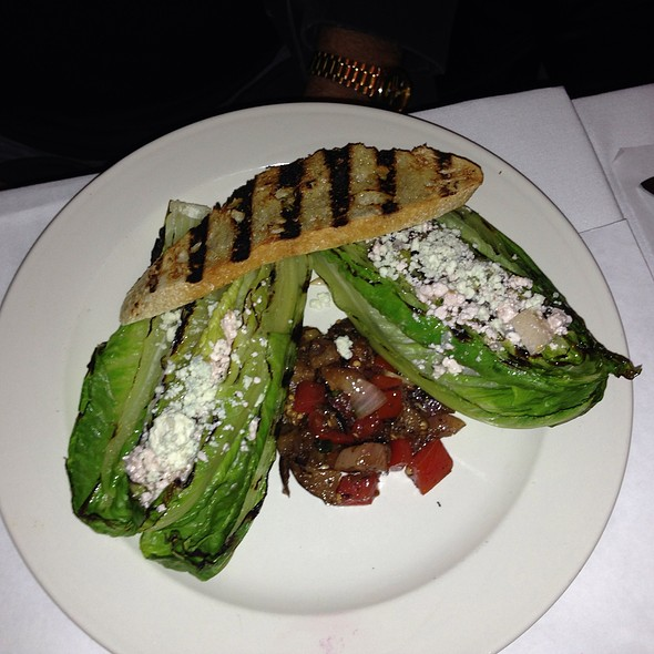 Grilled Romaine Ceasar Salad - Tano Bistro & Catering, Loveland, OH