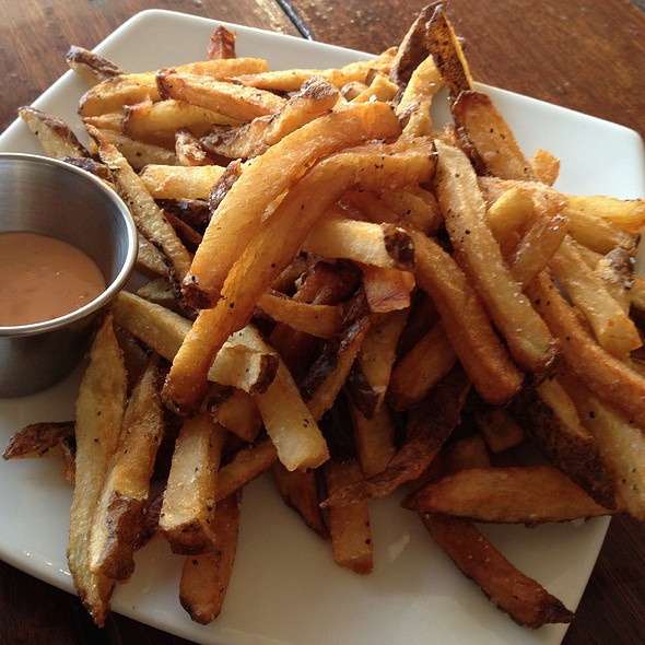 Fries - Metropolitan Kitchen & Lounge, Annapolis, MD