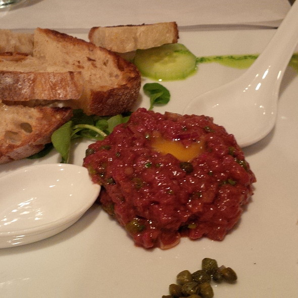 Tartare Of Filet Mignon - L'ATELIER - Boulder, Boulder, CO