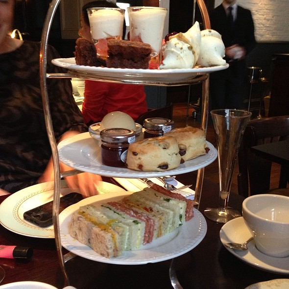 Afternoon Tea - Reform Social & Grill, London