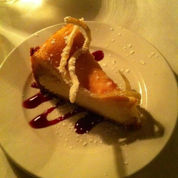 Lemon Butter Cake - Chez Foushee, Richmond, VA