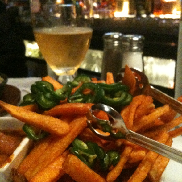 Sweet potato fries - Mike Shannon's Steaks & Seafood, St. Louis, MO