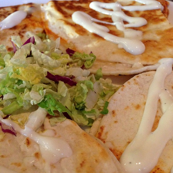 Chicken Quesadilla - La Sandia Stapleton, Denver, CO