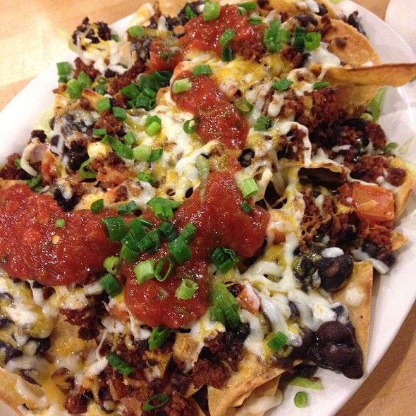 Chorizo Nachos - Grady's Grille, Homewood, IL