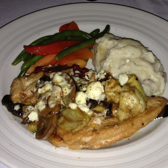 Chicken Gorgonzola - Meritage - Warwick, East Greenwich, RI