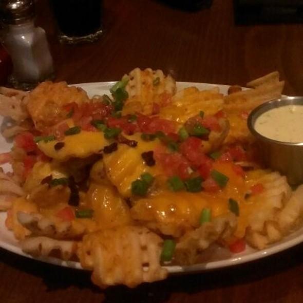 Waffle Cheese Fries - Champions, Boston, MA