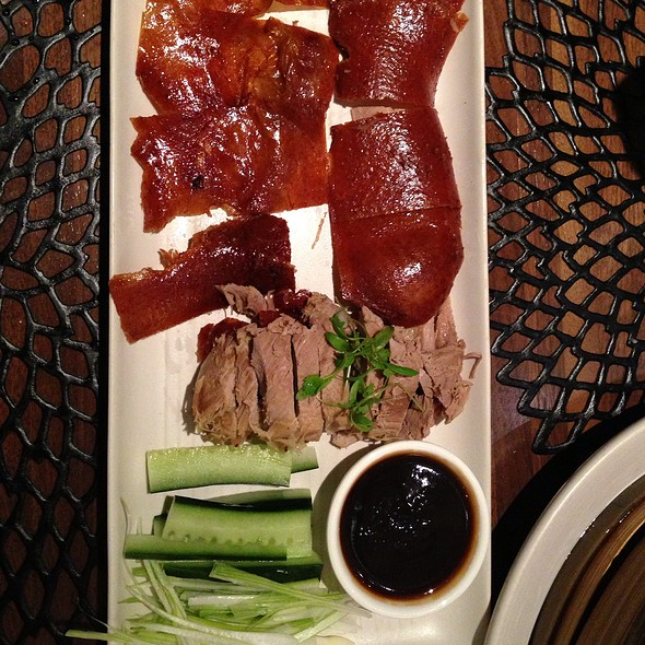 Peking Duck - M.Y. China, San Francisco