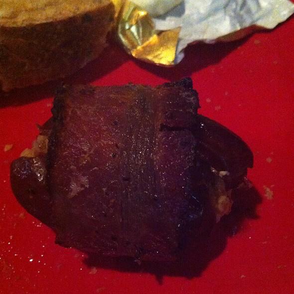 Bacon Goat Cheese Chorizo Dates - Dada, Delray Beach, FL